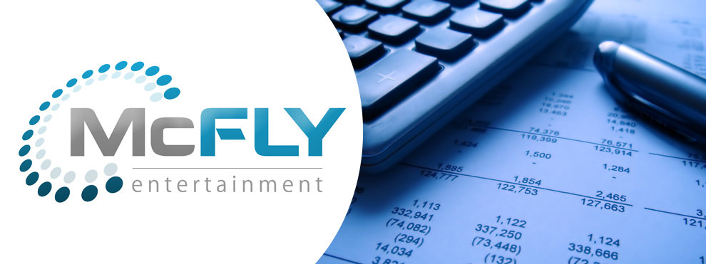 Logo McFly-Entertainment